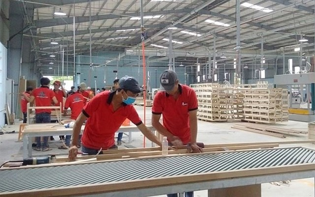 Vietnam's wood exports soar to nearly USD3.12 billion