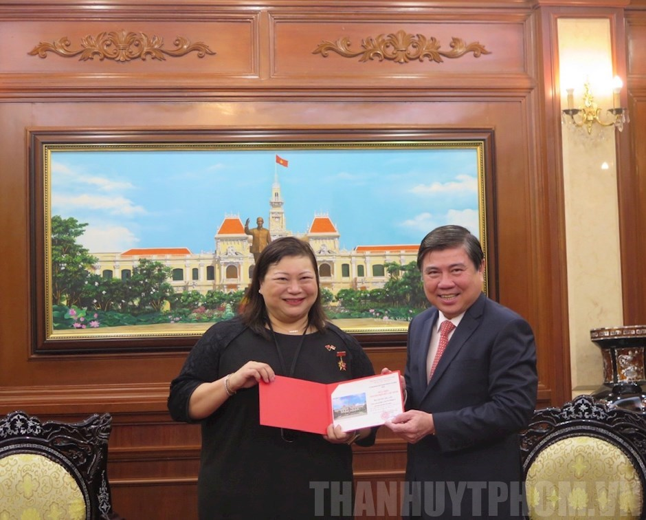Ho Chi Minh city, Singapore share great cooperation potential