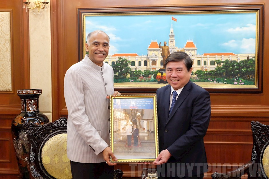 Ho Chi Minh city calls Indian investment in energy and IT