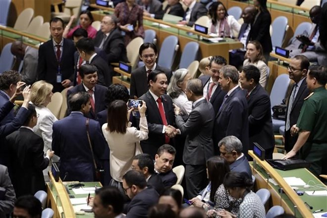 UNSC seat enables Vietnam to contribute more to global peace