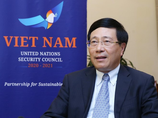 Vietnam pursues multilateralism, consensus at UNSC: Deputy PM