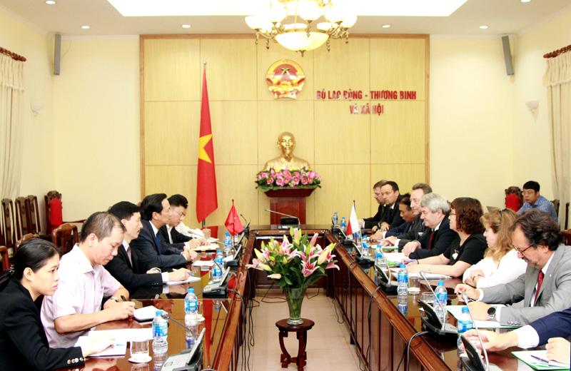 Vietnam, Czech Republic forge labour cooperation