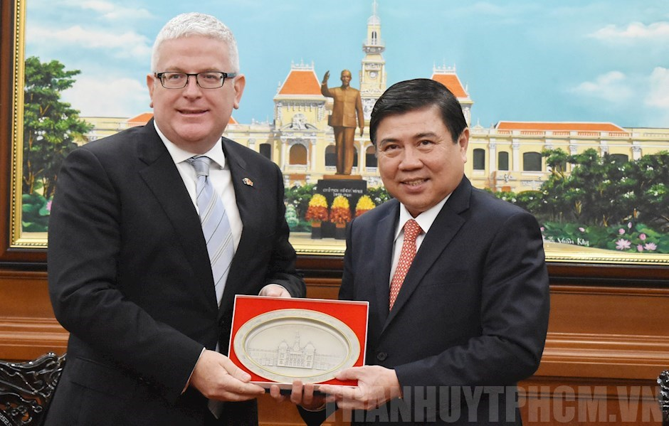 Ho Chi Minh city hopes for increased cooperation with Australia