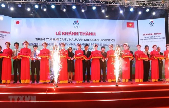 Vina Japan logistics centre opens in Ba Ria – Vung Tau