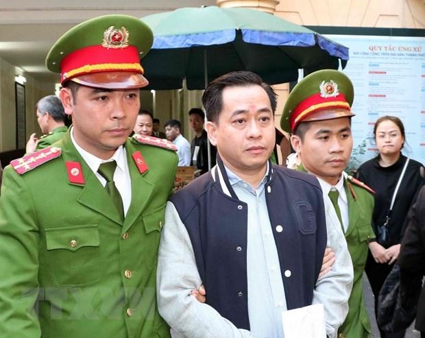 Ho Chi Minh City court upholds jail sentence for Phan Van Anh Vu