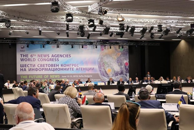 News Agencies World Congress opens in Bulgaria