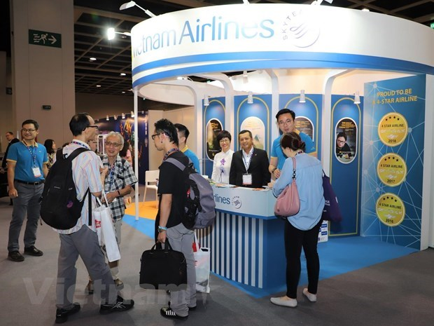 Vietnam's tourism products introduced at Hong Kong travel expo