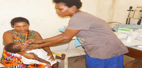 Papua New Guinea improves its health financing