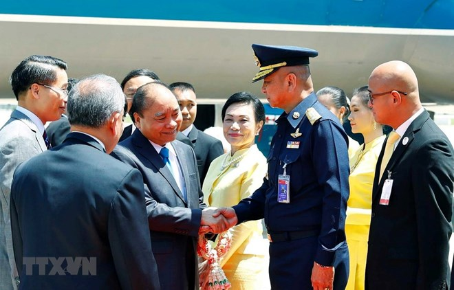 PM arrives in Thailand for 34th ASEAN Summit