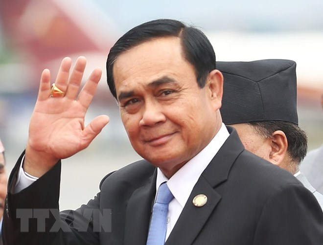 Thailand calls for regional countries' modernisation to increase competitiveness
