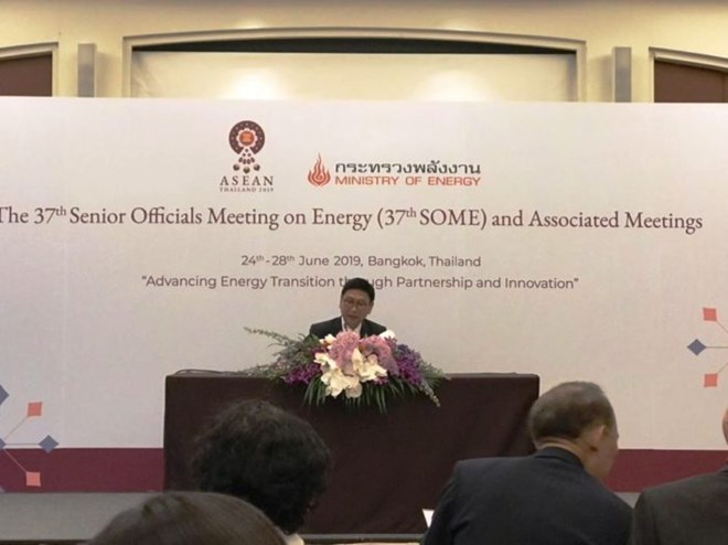 Thailand targets to become ASEAN's electricity hub