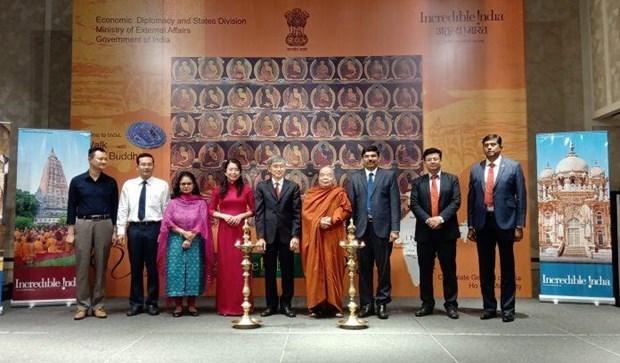 Roadshow popularises Vietnamese tourism in India