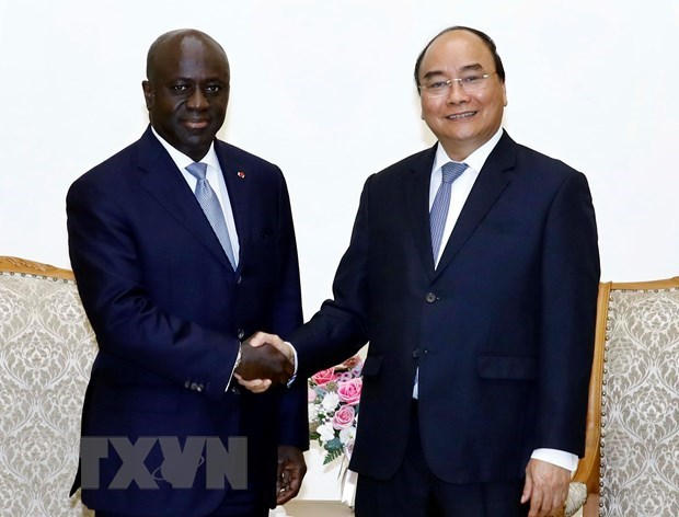 Prime Minister: Vietnam backs commitments to enhancing ties with Ivory Coast