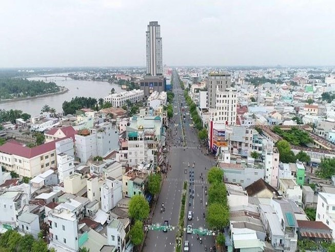 Can Tho works to promote urban resilience