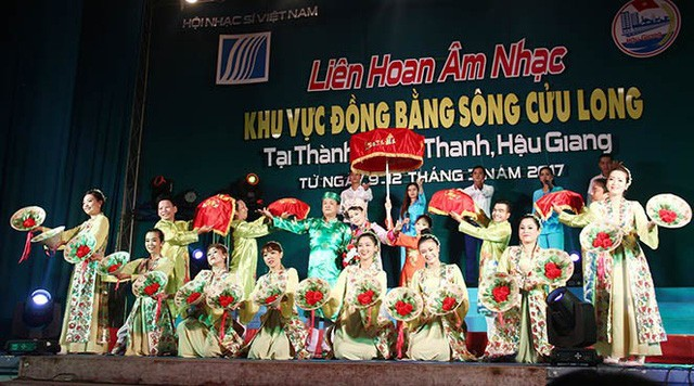 13 provinces to participate Mekong river delta music festival
