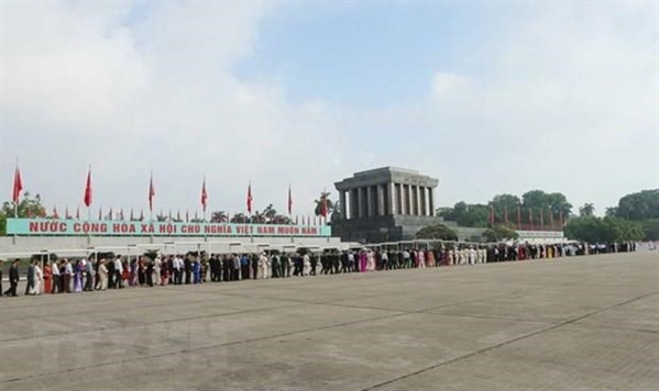 President Ho Chi Minh Mausoleum closes for maintenance from June 14th