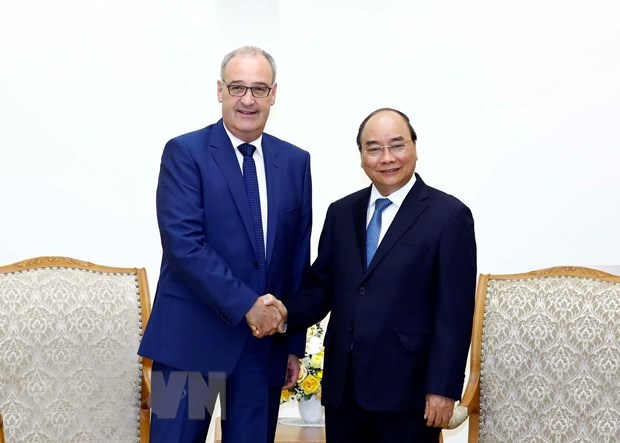 Vietnam attaches importance to traditional ties with Switzerland: PM