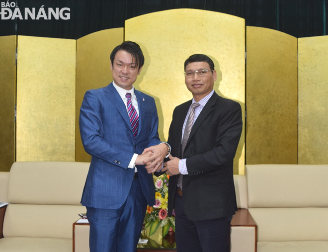 Da Nang welcomes Japanese investment