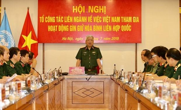 Vietnam considers sending civil force to UN peacekeeping missions