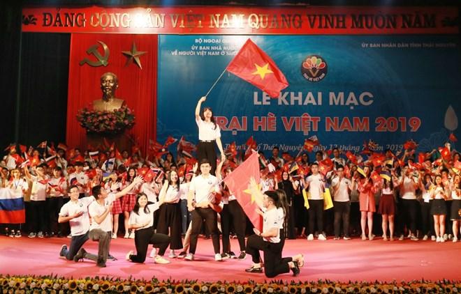 Vietnam Summer Camp 2019 opens