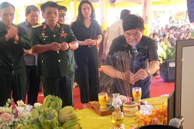 Requiem prays for martyrs' souls in Quang Tri