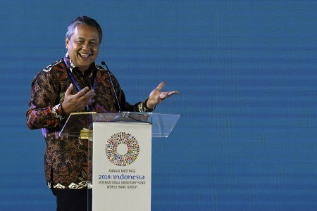 Indonesia's capital inflows reach 192.5 trillion Rp