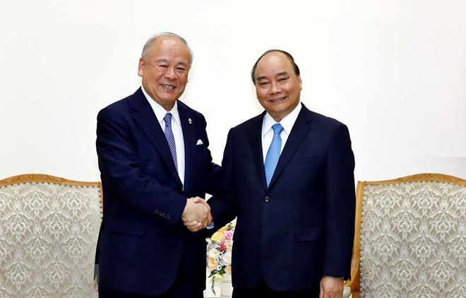 Vietnam treasures strategic partnership with Japan: PM
