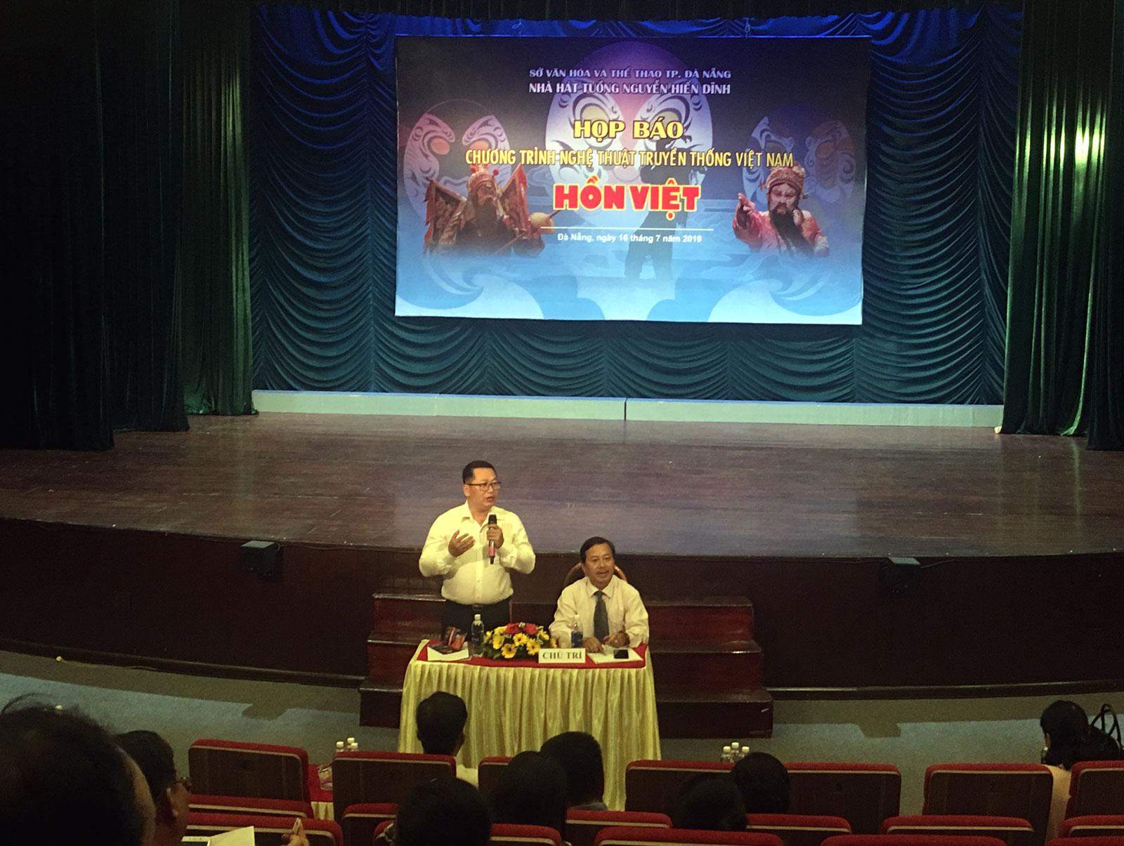 Da Nang brings Tuong arts closer to visitors