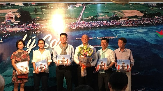 Ho Chi Minh city: Over 100 photos of Ly Son island displayed
