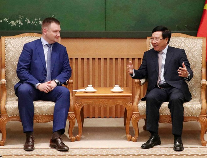 Vietnamese, Russian youths urged to foster bilateral relations