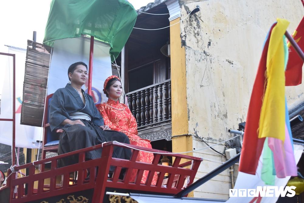 Princess Ngoc Hoa and Japanese businessman Araki Sotaro wedding to be reinstated in Hoi An