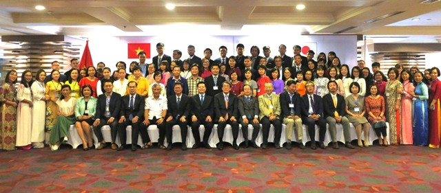 63 Vietnamese outstanding officials to be trained in Japan