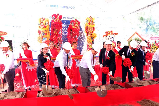 Water plant built in Ben Tre to serve over 100,000 people