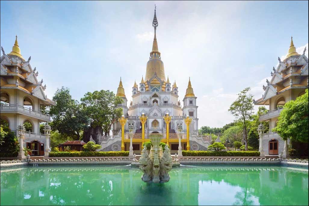 Vietnamese pagodas among World's top 20 beautiful Buddhist works