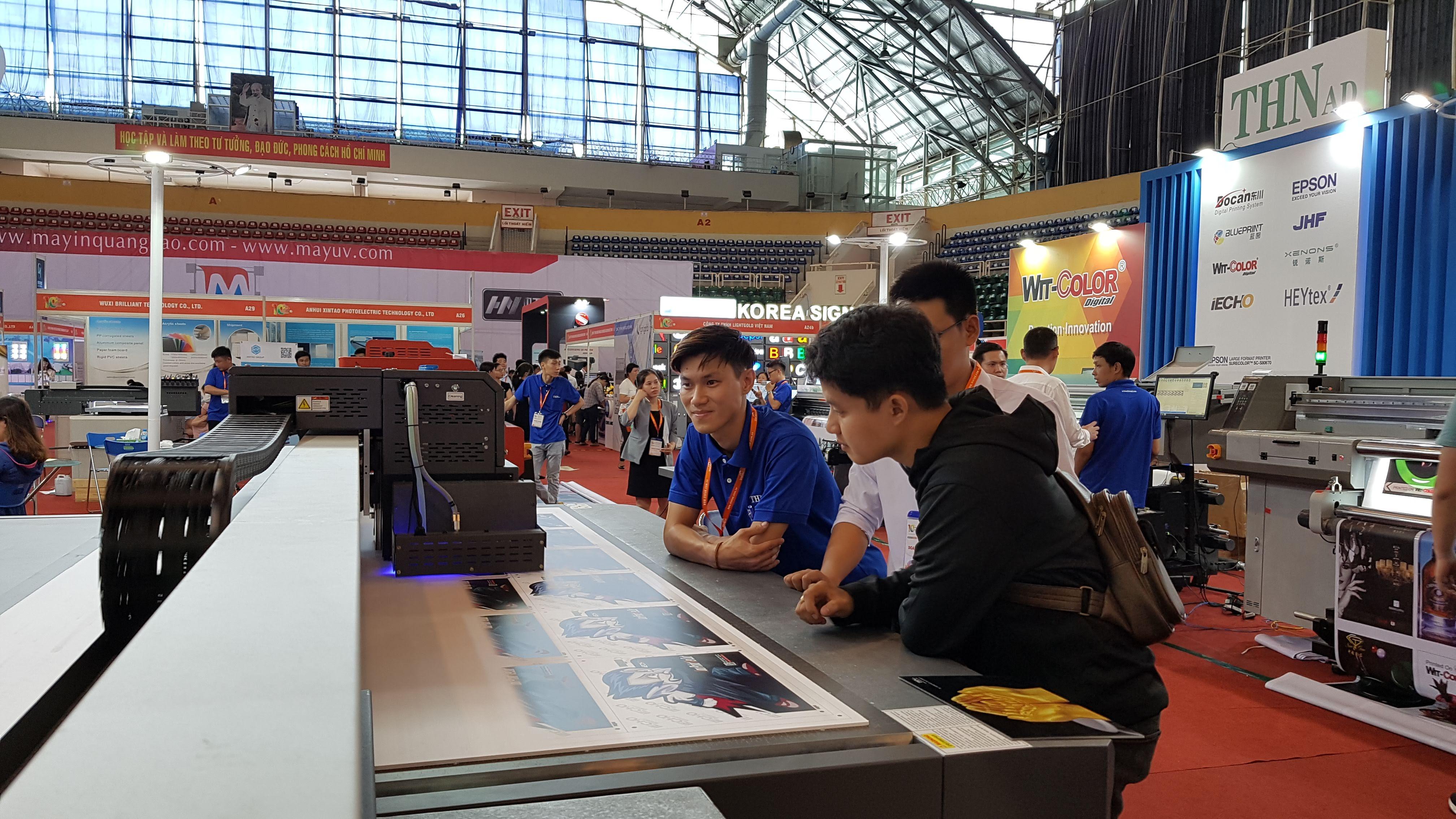 VietAd 2019 attracts 150 international exhibitors