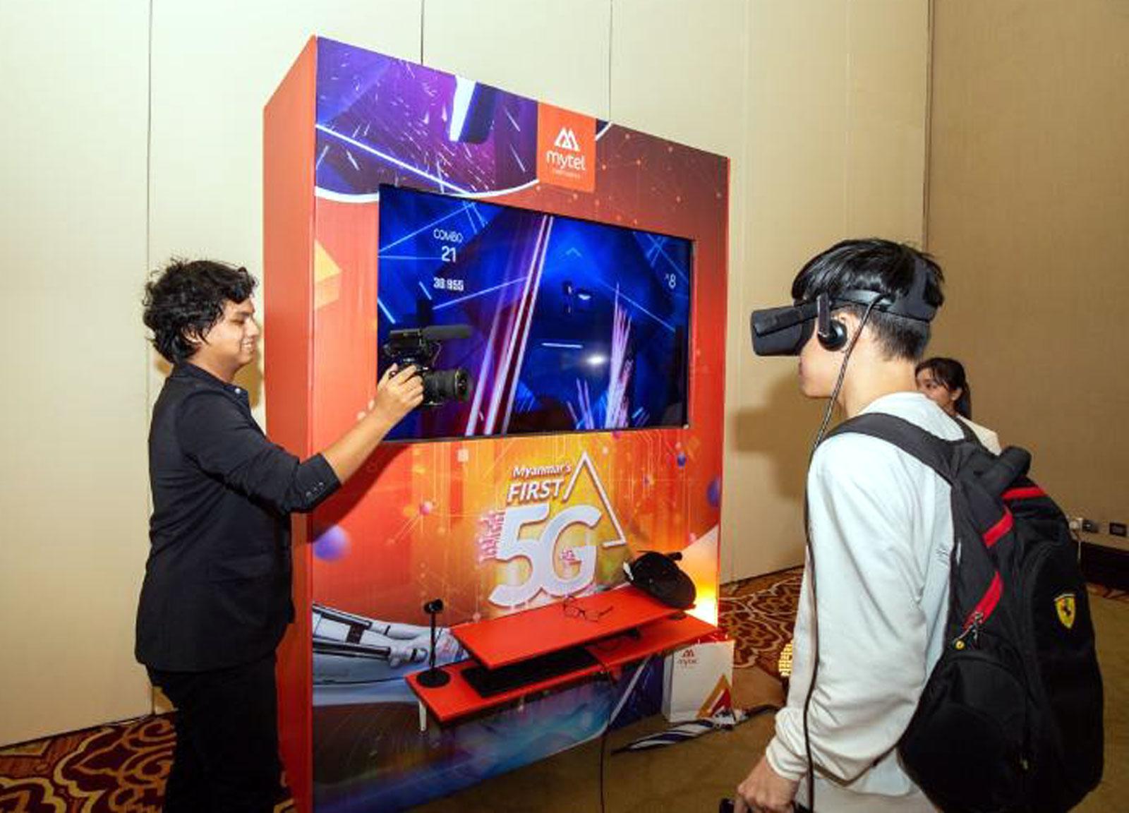 Viettel launches 5G technology in Myanmar