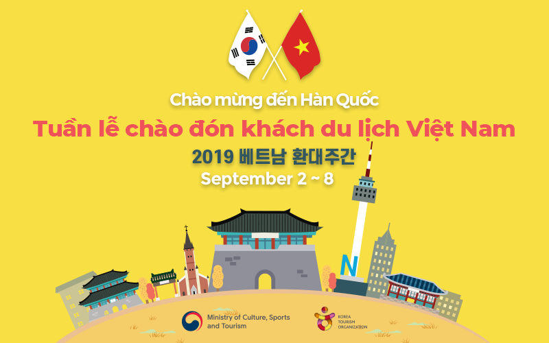 RoK organizes welcome week for Vietnamese tourists