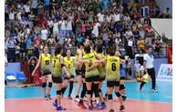 Int'l volleyball tournament kicks off in Quang Nam