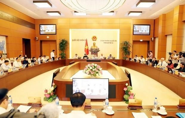 NA Standing Committee to convene 36th session on August 12th