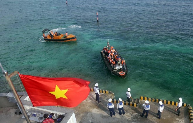 UNCLOS 1982 - overarching framework for establishing legal order for seas and oceans, promoting development cooperation at sea