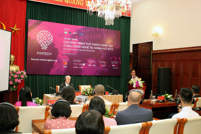 Fintech Challenge Vietnam to speed technology for Financial Inclusion and Digital Banking Transformation