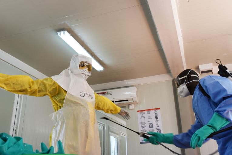 UNICEF ramps up Ebola prevention efforts as South Sudan assessed as 'high-risk' country