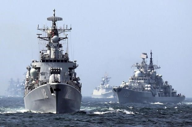 Countries concerned about East Sea situation