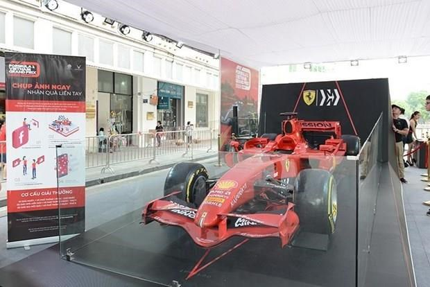Vietnam to host F1 race on April 5th, 2020