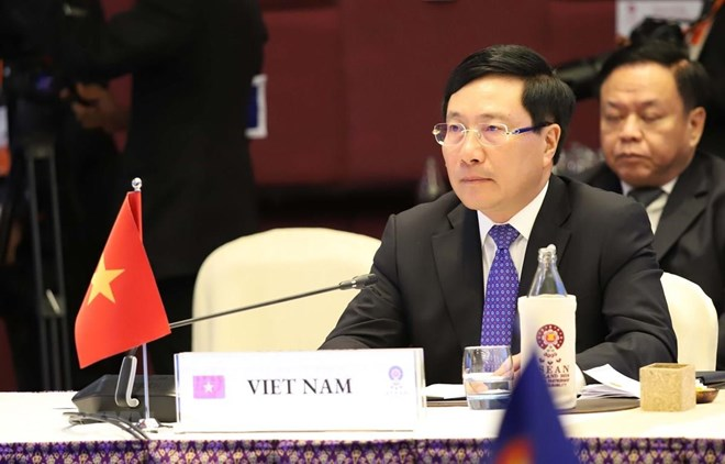 Vietnam attends 12th LMI Ministerial Meeting in Thailand