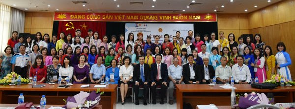 Vietnamese is important in community engagement