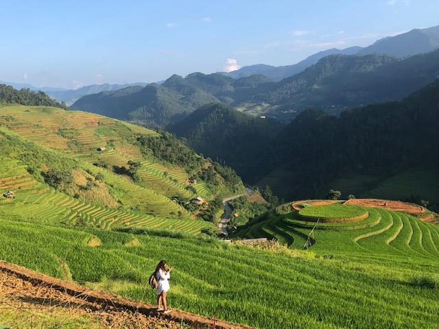 Mu Cang Chai terraced fields to be honoured