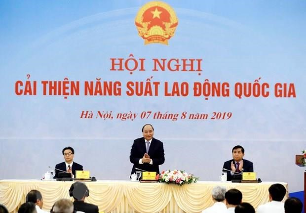 PM chairs conference on national labour productivity