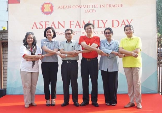 ASEAN Family Day 2019 held in Czech Republic