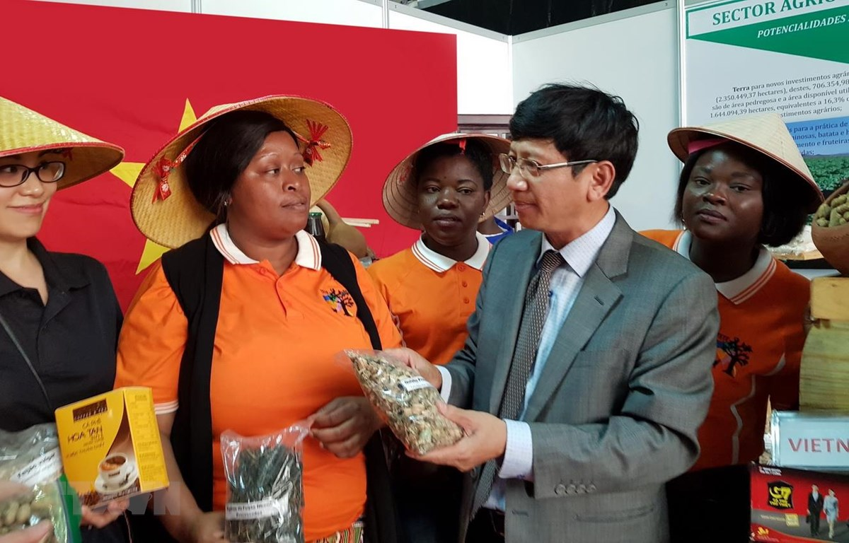 Vietnamese goods impress at FACIM in Mozambique